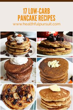 16 Epic Low Carb Pancakes No One Will Know Are Keto (and dairy-free) | Healthful Pursuit