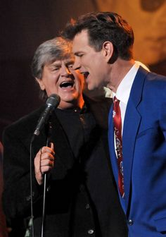 Phil Everly and Don Everly of Everly Brothers