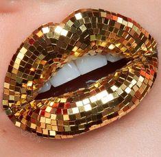 Striking Lip Artworks by Vlada Haggerty - Inspiration Grid Makeup Brands, Best Makeup Products, Makeup Art, Lip Makeup, Fairy Makeup, Mermaid Makeup, Lip Artwork, Desenho Pop Art, Love Lips