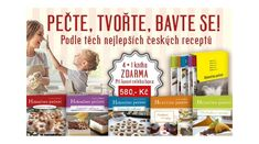 Ukázka – I. část - www.helencina-sbirka-receptu.com Food And Drink, Bread, Aga, Brot, Baking, Breads, Buns
