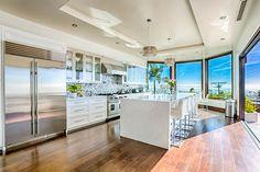 European Elegance La Jolla, Kitchen Island, Home And Family, Luxury, Home Decor, Island Kitchen, Decoration Home, Room Decor, Home Interior Design