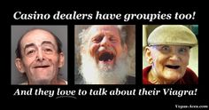 For all of the women dealers out there... and some men too...