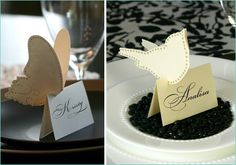 Timeless Paper: Gorgeous Place Cards