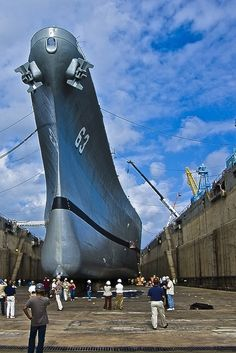 "spectre-130: "" lahoriblefollia: "" USS Missouri "" What a great great ship. So powerful, so much history! """