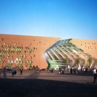 Arch2o-Basra Cultural Center  Dewan Architects & Engineers  (1)