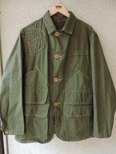 Workwear Fashion, Work Fashion, Fashion Brand, Mens Fashion, Hunting Jackets, Tactical Clothing, Work Jackets, Field Jacket, Jean Shirts