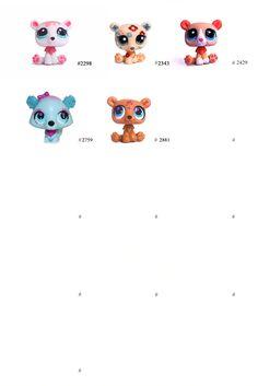 Nicole`s LPS blog - Littlest Pet Shop: Pets Polar bear