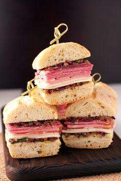 Italian Sandwich with Olive Tapenade Really nice recipes. Every  Mein Blog: Alles rund um Genuss & Geschmack  Kochen Backen Braten Vorspeisen Mains & Desserts!