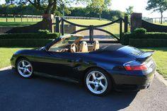 2005 Porsche 911 (996) Turbo Convertible - Silverstone Auctions