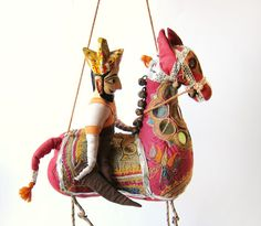 Raja puppet from India