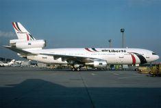 Air Libeerte DC-10 in FRA