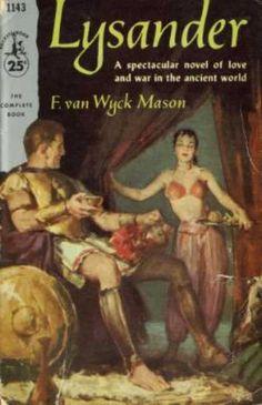 Pocket Books - Lysander - F. Van Wyck Mason