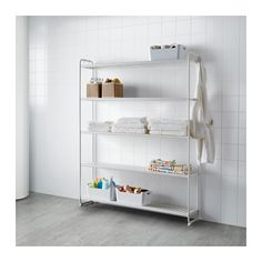 MULIG Regal - 120x34x162 cm - IKEA