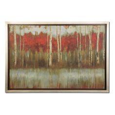 The Edge Framed Art