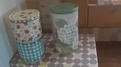 This video presents how to decoupage dog food canes with decoupage glue and napkin. It also presents how to paint and decoupage instant coffee lids. Decoupage Glue, Diy Tutorial, Dog Food Recipes, Glass Vase, Sweet Home, Crafty, Youtube, Tutorials, Painting