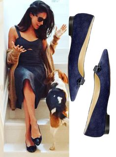 Where to Buy Meghan Markle's Sarah Flint Shoes   InStyle.com