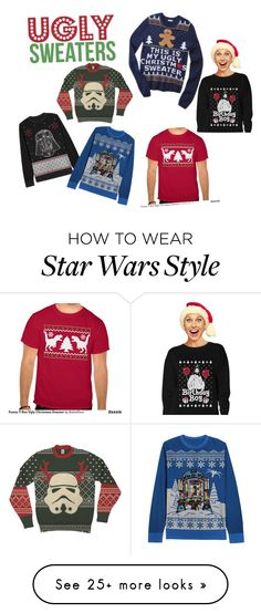 """Ugly"" by cserieva on Polyvore"