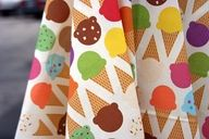 Spoonflower is awesome you can design fabrics for their challenges or for your own use.  If you find one you like you can have yardage made up just for you.