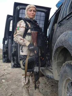 Sexy army girl in iraq suggest