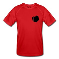 Freeletics  Herz Logo #ClapClap #NoExcuses  Freeletics ist ein 15 Wochen Fitnessprogramm. Wer es kennt und gemacht hat wird das Sport T Shirt lieben.
