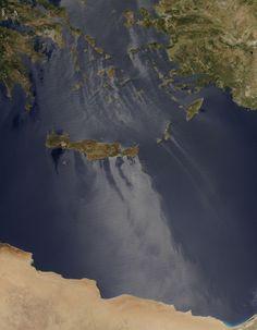 Crete and the Aegean Islands,