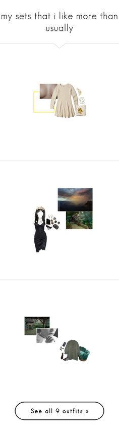 """""""my sets that i like more than usually"""" by katjq ❤ liked on Polyvore featuring Hollister Co., Wasabi Jewelry, TIARA, Dara Ettinger, Olivia Collings Antique Jewelry, Rival, Yves Saint Laurent, Chanel, Timberland and adidas"""
