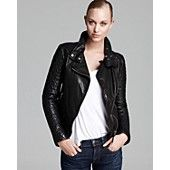Mackage Jacket - Jimmie Distressed Leather Biker. thanks to citytonic for the suggestion