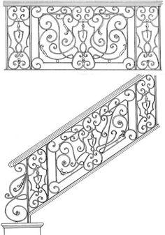 Railing Designs ISR002