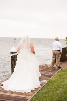 Silver Swan Bayside Wedding Blog — Wedding Inc. Bride and Groom first look
