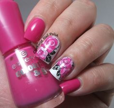 The Clockwise Nail Polish: Essence Ultimate Pink