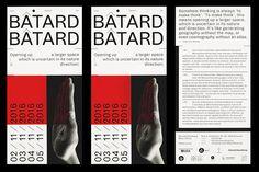 Ward Heirwegh: Bâtard Festival in collaboration with Ines Cox