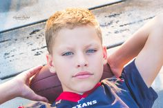 Boy model, Football, Houston Texans, Houston photographer