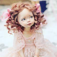 #салонкуколнатишинке #салонкукол #тишинка #выставка #винтаж #куклы #куклавподарок #кукланапродажу #кукларучнойработы #авторскаякукла #бусыгинаольгакуклы #dolls #bjd #fairy #fairydolls #fairytail #рыжая #рыжаякукла