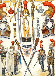 Carabineros 1810-1815.
