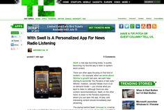 http://techcrunch.com/2013/06/27/swell-personal-news-radio/ ... | #Indiegogo #fundraising http://igg.me/at/tn5/