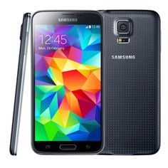 [$223.00] Refurbished Original Samsung Galaxy S5 LTE / G900F Smart Phone, 16GB, European Edition(Black)