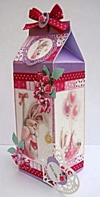 Dream Laine: Bebunni Baby Milk Carton Sneak Peek