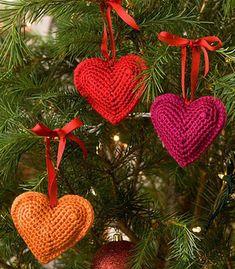 Decorative Hearts pattern by Linda Cyr