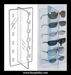 Sunglasses Display 38 - http://sunphilia.com/sunglasses-display-38/