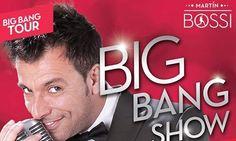 LA RADIO BLOG: Martin Bossi Y Su Big Band  En Bahía Blanca