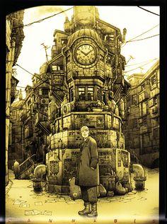 Cannabis Works 2 by Tatsuyuki Tanaka Art Book - Anime Books