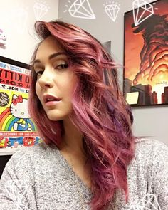 Jessica Chobot Jessica Chobot, Hubba Hubba, About Hair, Hair Dos, Pin Up, Long Hair Styles, My Style, Beauty, Up Dos
