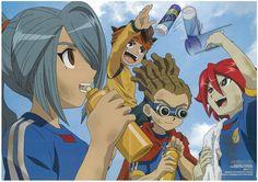 Tenya Yabuno, OLM Digital Inc, Inazuma Eleven, Yuuto Kidou, Ichirouta Kazemaru