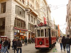 İstiklâl Caddesi - Istanbul, Turkey