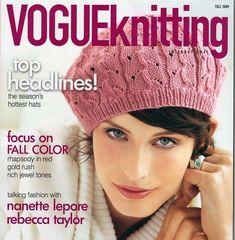 Vogue Knitting Fall 2009