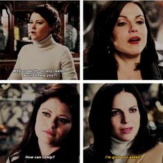 BELLE AND REGINA CHARACTER DEVELOPMENT EVERYONE