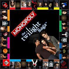 Twilight Monopoly