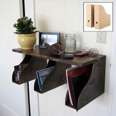 archivador mesa recibidor