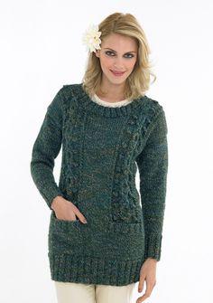 Sweater in Stylecraft Trendsetter Chunky - 8641
