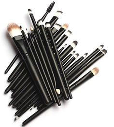 KOLIGHT 20 Pcs Pro Makeup Set Powder Face Foundation Eye shadow Eyeliner Lip Cosmetic Brushes  BUY NOW     $19.98    Color Selection: Black   Packing Weight: 90g   The Set includes 20 PCS Makeup Brushes   Material: Fiber Batt,Aluminum Tubes an ..  http://www.beautyandluxuryforu.top/2017/03/05/kolight-20-pcs-pro-makeup-set-powder-face-foundation-eye-shadow-eyeliner-lip-cosmetic-brushes/